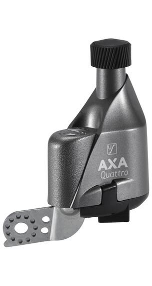 Axa Quattro 2x2 Dynamolampor grå/svart